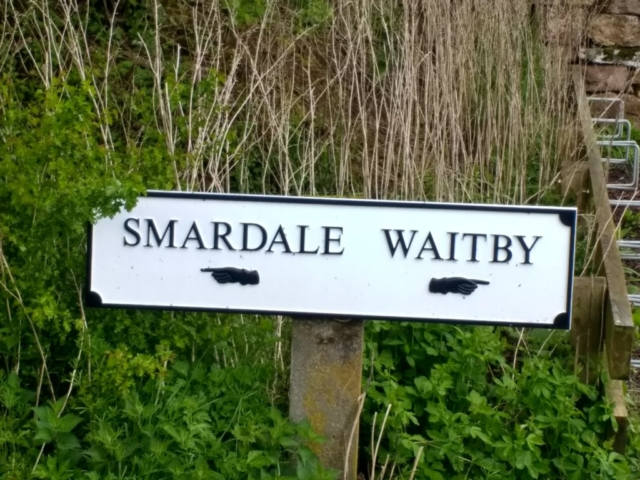 Smardale or Waitby?