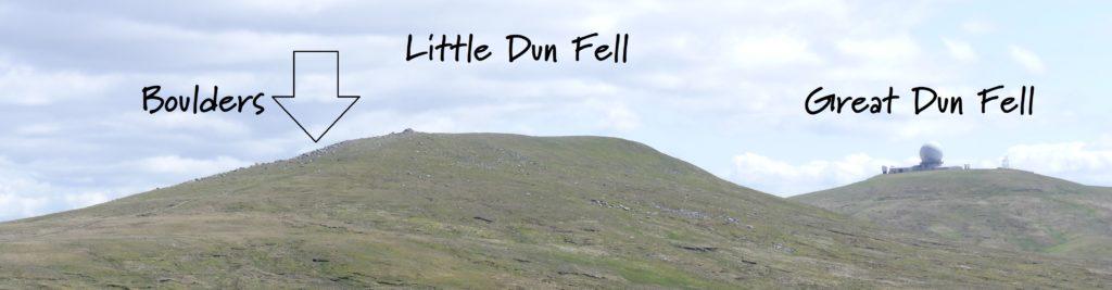 Little Dun Fell and Great Dun Fell